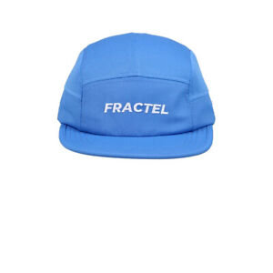 Fractel Lightweight Running Cap - Tides Edition - All Light Blue