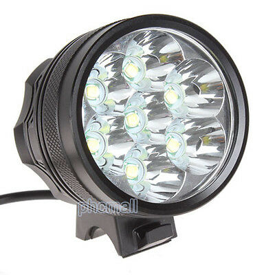New 20000lm 7x Cree XML T6 MTB Mountain Bike Bicycle Cycling Head Light Headlamp