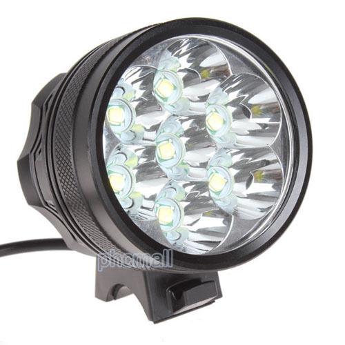 20000lm 7x Cree XM-L T6 MTB Bike Bicycle Cycling Head Light Headlamp Headlight