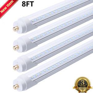90W-8-Foot-LED-Tube-Light-8FT-65W-45W-FA8-T8-Single-Pin-LED-Shop-Light-LED-Bulb