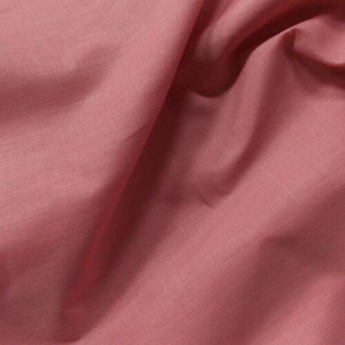 En polycoton drap tissu-largeur 240cm//94IN doux robe matériau livraison gratuite