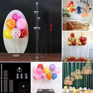Sn-8-Tubes-Ballon-Colonne-Support-pour-Kit-Table-Decor-Anniversaire-Bebe