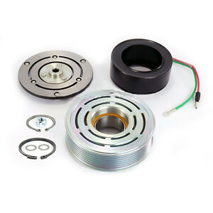 Air Conditioning & Heat NEW A/C Compressor CLUTCH KIT for Honda CR-V 2007-2014 2.4 Liter Engine Parts & Accessories