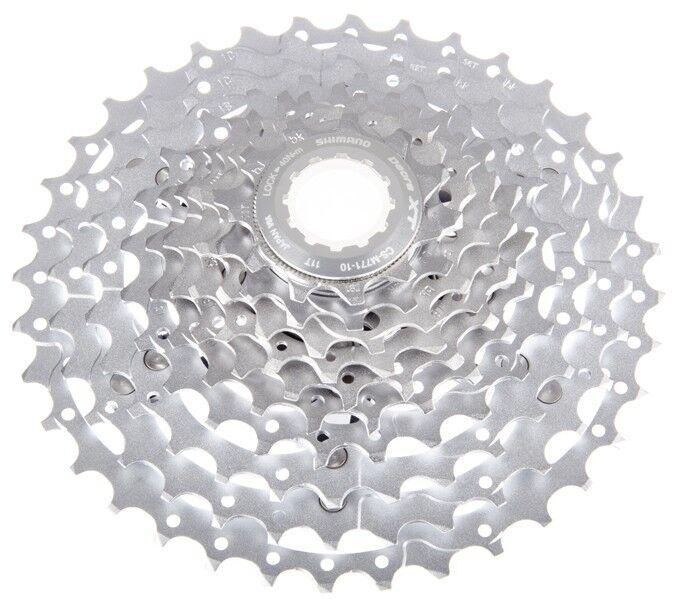 Shimano CS-M771 M770 Fahrrad-Kassette DEORE XT 10-fach MTB Trekking 11-32