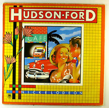 """12"""" LP - Hudson-Ford - Nickelodeon - C2248 - RAR - washed & cleaned"""