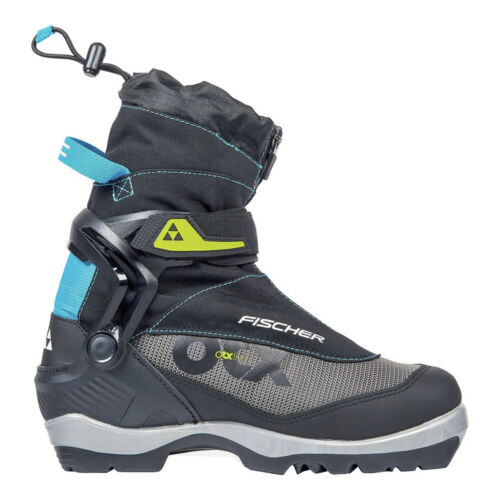 Fischer Women/'s Off Track 5 Tour My Style XC Boot 2020 Black//Silver//Blue 39