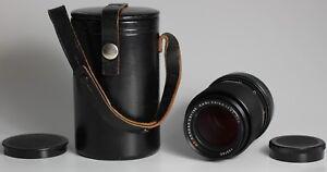 CARL-ZEISS-JENA-DDR-Objektiv-Lens-MC-SONNAR-3-5-135-fur-M42