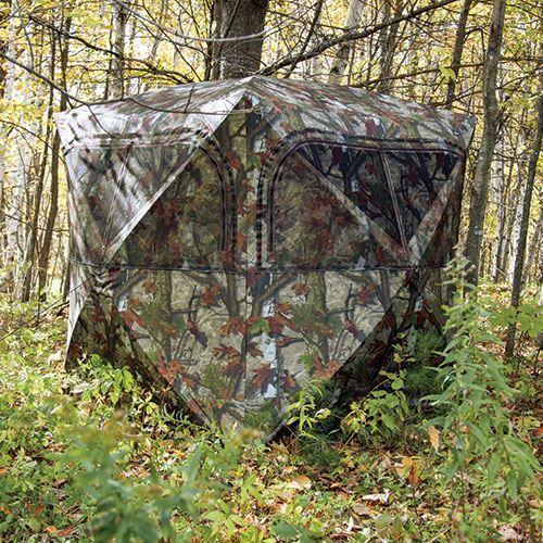 NEW Barronett GR351BT Grounder 350 Ground Blind Archery Deer Turkey Hunting
