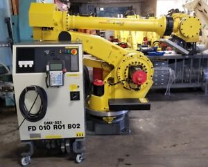 Details about FANUC - M-900iA 260L Robot System w/ R30iA Controller -  Complete System