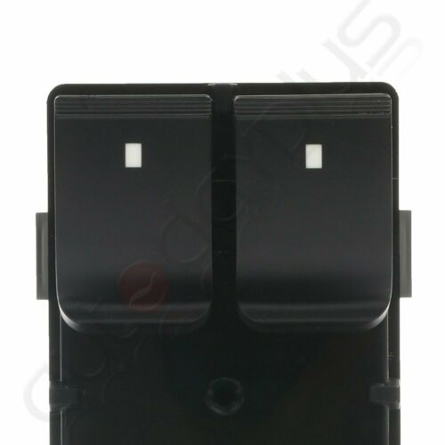 Master Power Window Switch for Saturn Outlook XE XR 2007-2009 Front LH 25789238