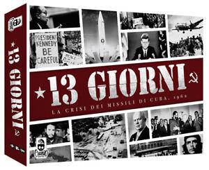 13 Giorni - La Crisi Dei Missili Di Cuba Gioco da Tavolo [ITALIANO] U6vwjANF-08153638-941590714