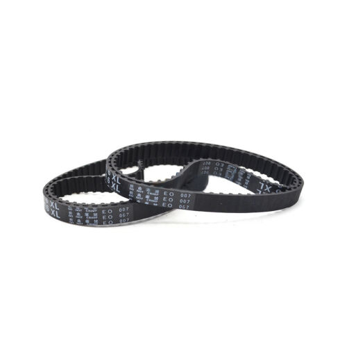 120XL-128XL Rubber Pulley Timing Belt Close Loop Synchronous Belt 10mm Width