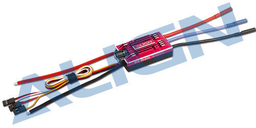 RCE-BL80A (Hobbywing) Brushless ESC HES08003T
