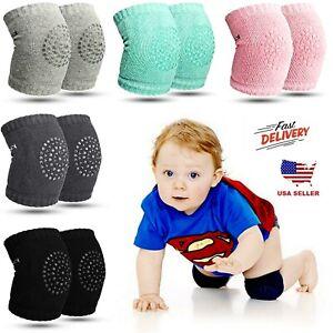 Baby Knee Protective Pads Safety Crawl Anti-Slip Infant Toddler Leg Cushion