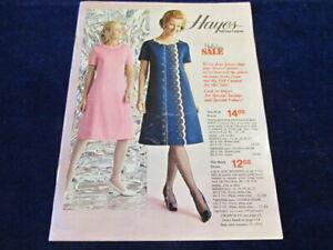 1972-Hayes-Half-Size-Fashions-Catalog-w-Vtg-Girdles-Corselet-Undergarments-Q797