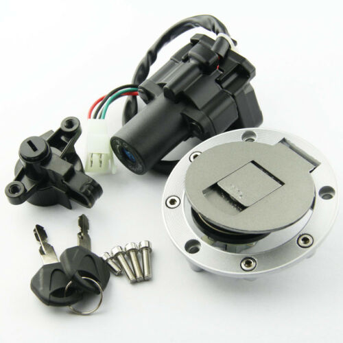 Ignition Switch Fuel Gas Cap Helmet Lock for Yamaha XJR400 XJR1200 XJR1300