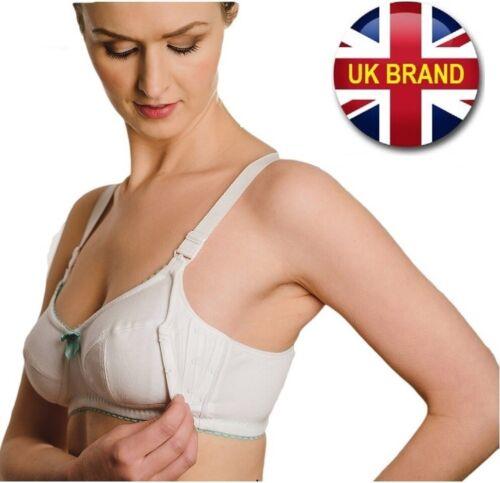 Maternity Nursing Breastfeeding sleeping bra Plus Size Cotton sports large small