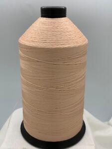 Tan-380-Sewing-Thread-AE-B69-Bonded-Nylon-Military-T70-16-oz-Spool-N303