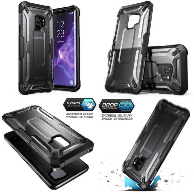 various colors e1183 d082a Galaxy S9 Case SUPCASE Unicorn Beetle Series Premium Hybrid Protective  Clear Ca