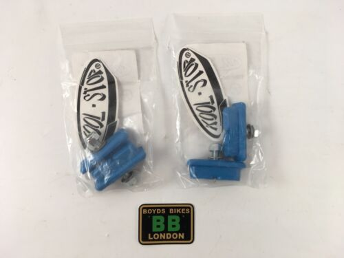 Kool-Stop /'Continental/' Brake Pads 2 x PAIRS Old School BMX Skyway Tuff