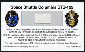 Own-a-Piece-of-Space-Shuttle-Columbia-STS-109-Flown-in-Space-For-Just-9-95