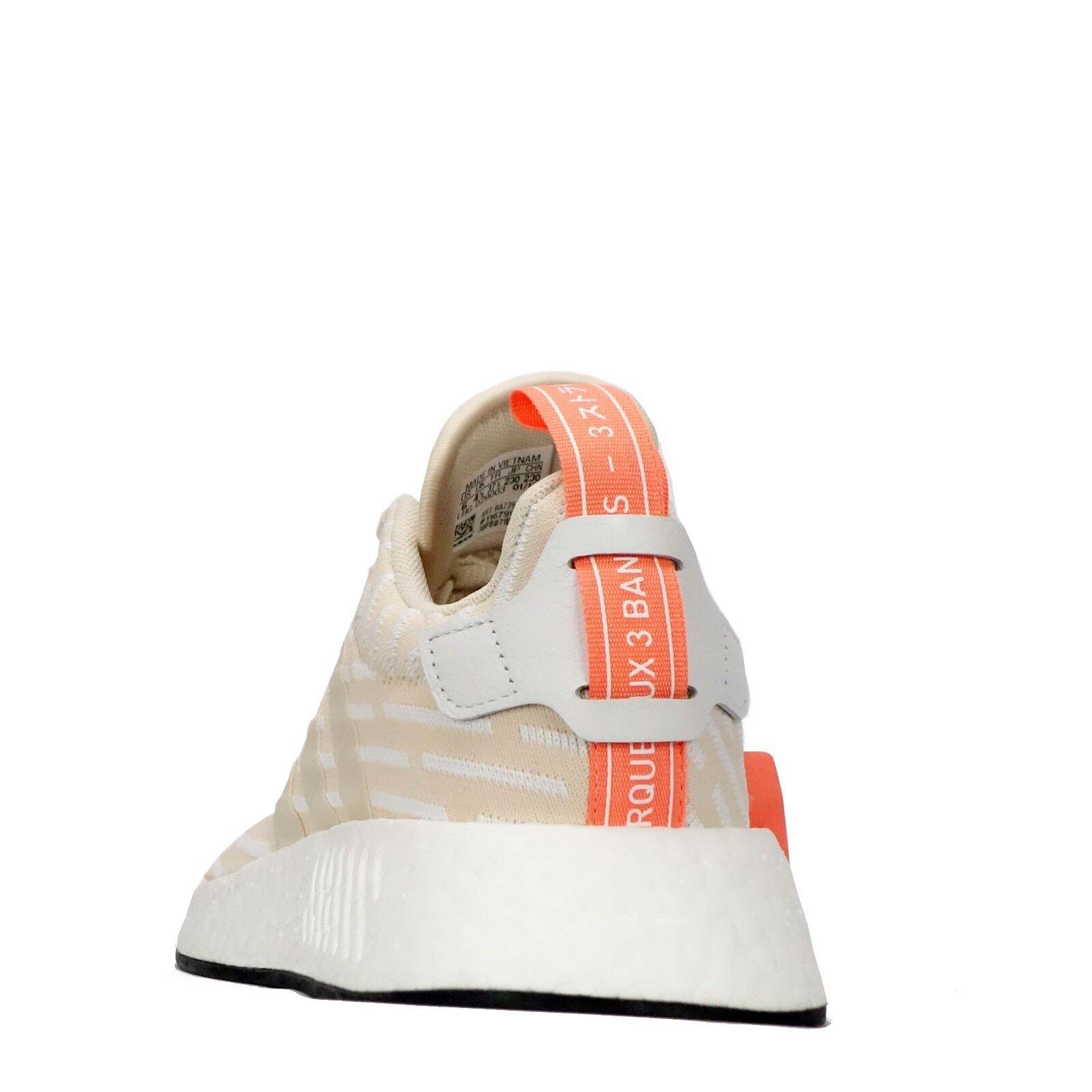 Adidas en Originals NMD R2 rouleau en Adidas Tricot Chaussures femmes beige 739d37