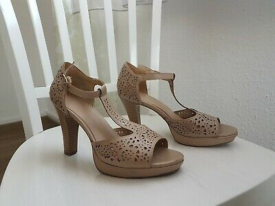 Damen Pumps 39 In Beige Von Graceland