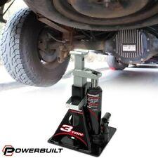 Bottle Jack Stand 3 Ton Automotive Floor Car Auto Shop Portable Hydraulic Lift