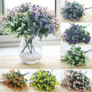 Am-CO-HK-NEW-Artificial-Fake-Silk-Gypsophila-Baby-039-s-Breath-Flower-Plant-Weddi