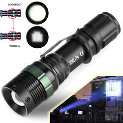 Ultrafire 5000LM Zoomable CREE XM-L T6 LED Flashlight