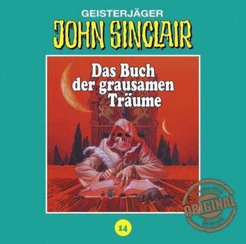 1 von 1 - John Sinclair Tonstudio Braun 14 Das Buch der grausamen Träume (2016, Hörspiel)