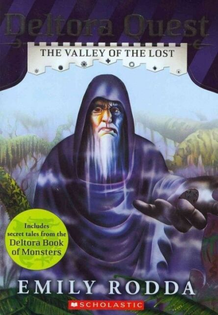 Deltora Quest #7: The Valley of the Lost by Rodda, Emily