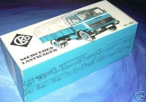 Repro Box CKO no 431 Mercedes Truck