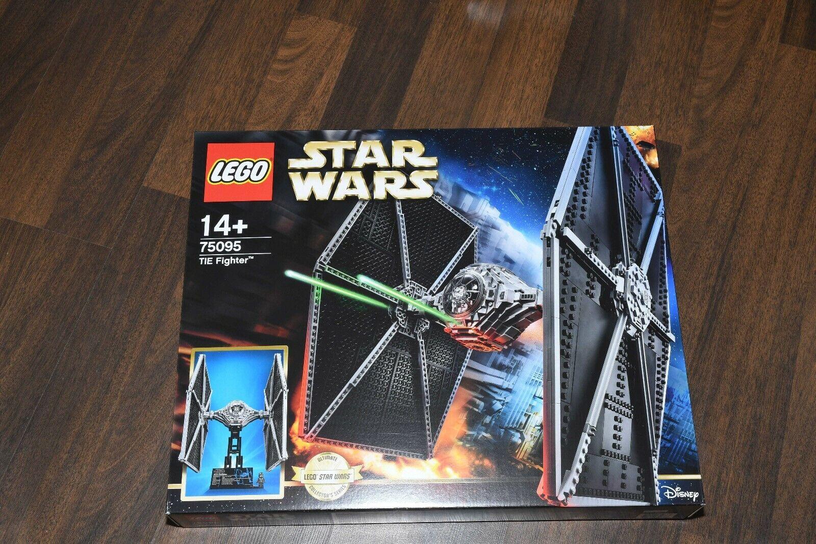 Lego Star Wars 75095 TIE Fighter NEU    OVP