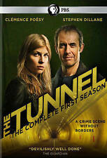 THE TUNNEL: THE COMPLETE FIRST SEASON DVD - STEPHEN DILLANE - PBS