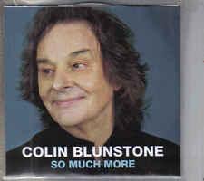 Colin Blunstone-So Much More Promo cd single