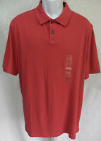 Claiborne Mens Size Xl Polo Shirt Short Sleeve Cotton Top