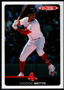 Details About 2019 Topps Total Baseball Pick A Card Cards 201 400