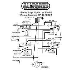 Wiring kit for gibson jimmy page les paul complete w diagram pots item 4 wiring kit gibson jimmy page les paul complete with schematic diagram wiring kit gibson jimmy page les paul complete with schematic diagram cheapraybanclubmaster Gallery