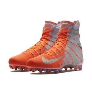 Details about Nike Vapor Untouchable 3 Elite sz 11 (Orange/White/Silver)  AH7408 198