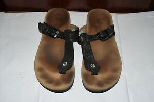 Vionic-Orthaheel-Technology-Thong-Sandals-Women-039-s-Sz-8-39