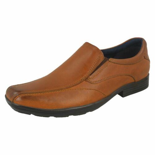 Boys POD Slip On Formal Shoes Dundee