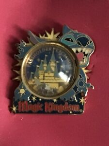 Disney-Trading-Pins-36705-WDW-Passholder-Exclusive-Magic-Kingdom-2005-Stit