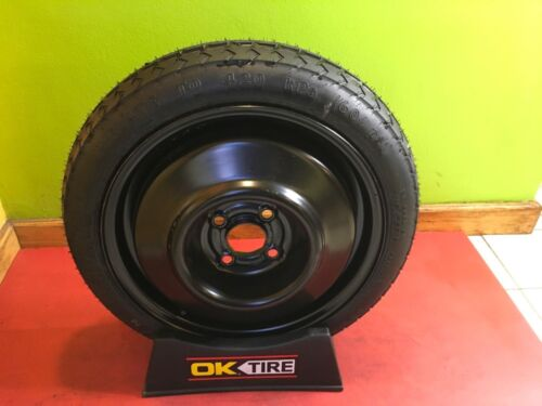 2011-2018 CHEVY SPARK COMPACT SPARE WHEEL AND TIRE