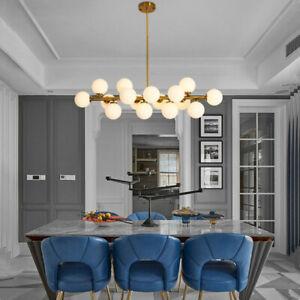Kitchen-Chandelier-Lighting-Glass-Pendant-Light-Bedroom-Lamp-Large-Ceiling-Light