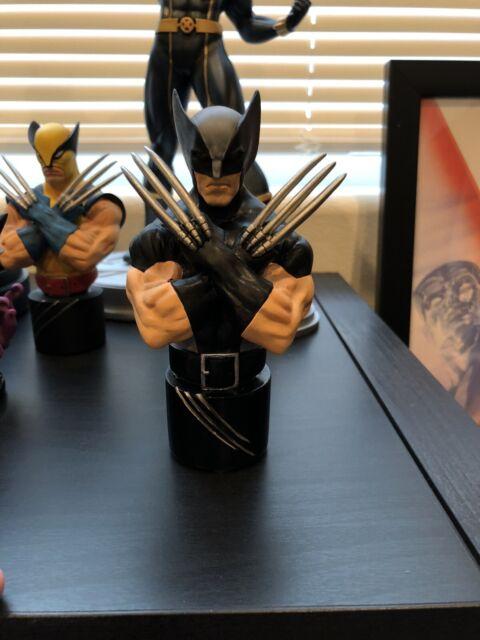 Bowen Designs Custom X-Force Wolverine Bust By Skorpsta