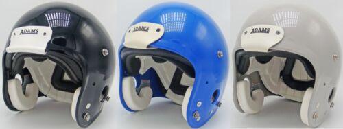 Football Helmet Youth Elite Series Jaw Pads Age 14 /& up NOCSAE Adams USA Y-Three