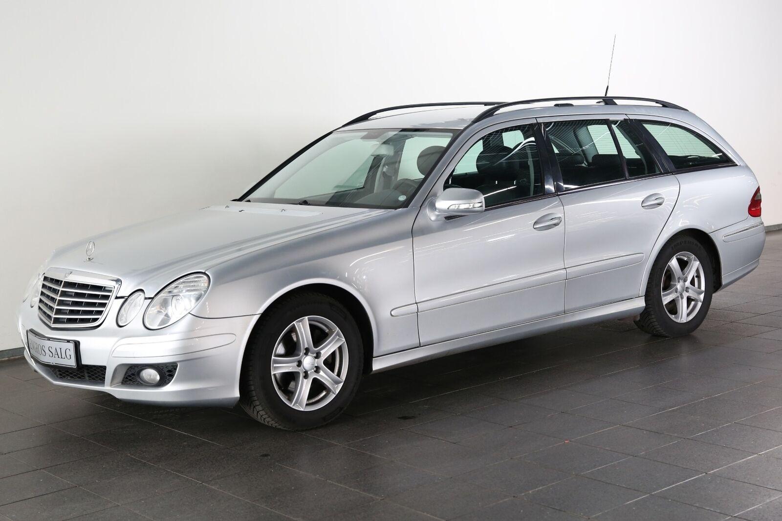 Mercedes-Benz E220 2,2 CDi Classic stc. aut.