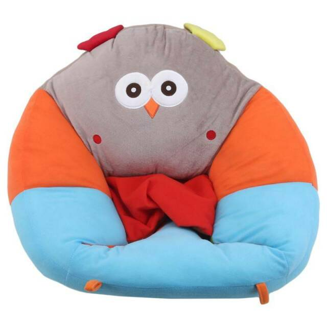 Stuffed Animal Plush Toy Cartoon Sofa Chair Child Seat Kids Baby Sofa Gifts Q