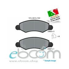 Textar 2360501 Kit Pastiglie per Freno a Disco